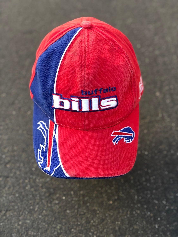 Vtg. Reebok Buffalo Bills Adjustable Cap