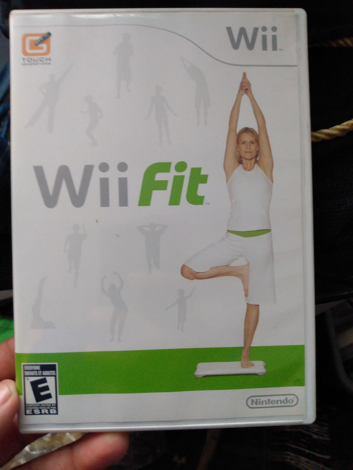 Wii Fit on Nintendo Wii