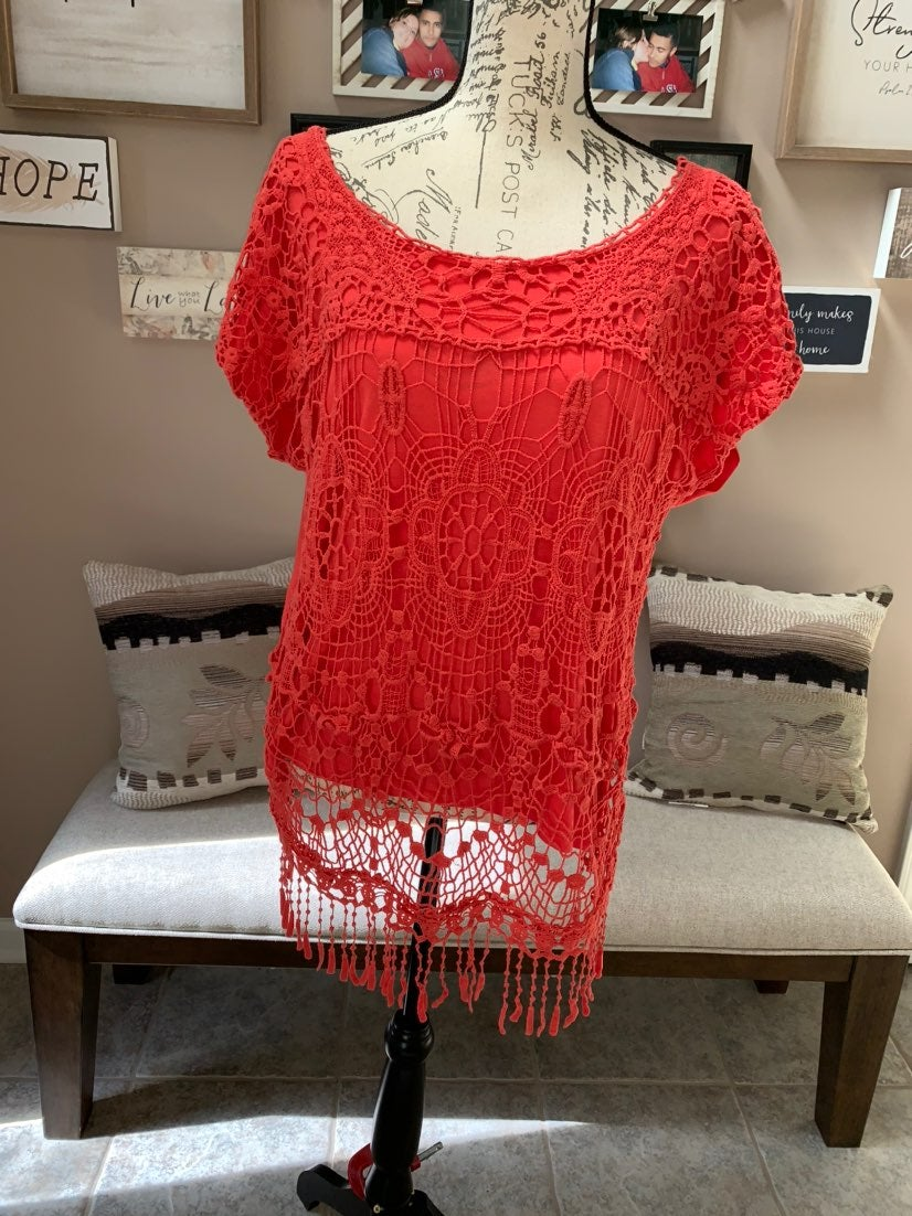 Absolutely Famous Crochet Embroidered