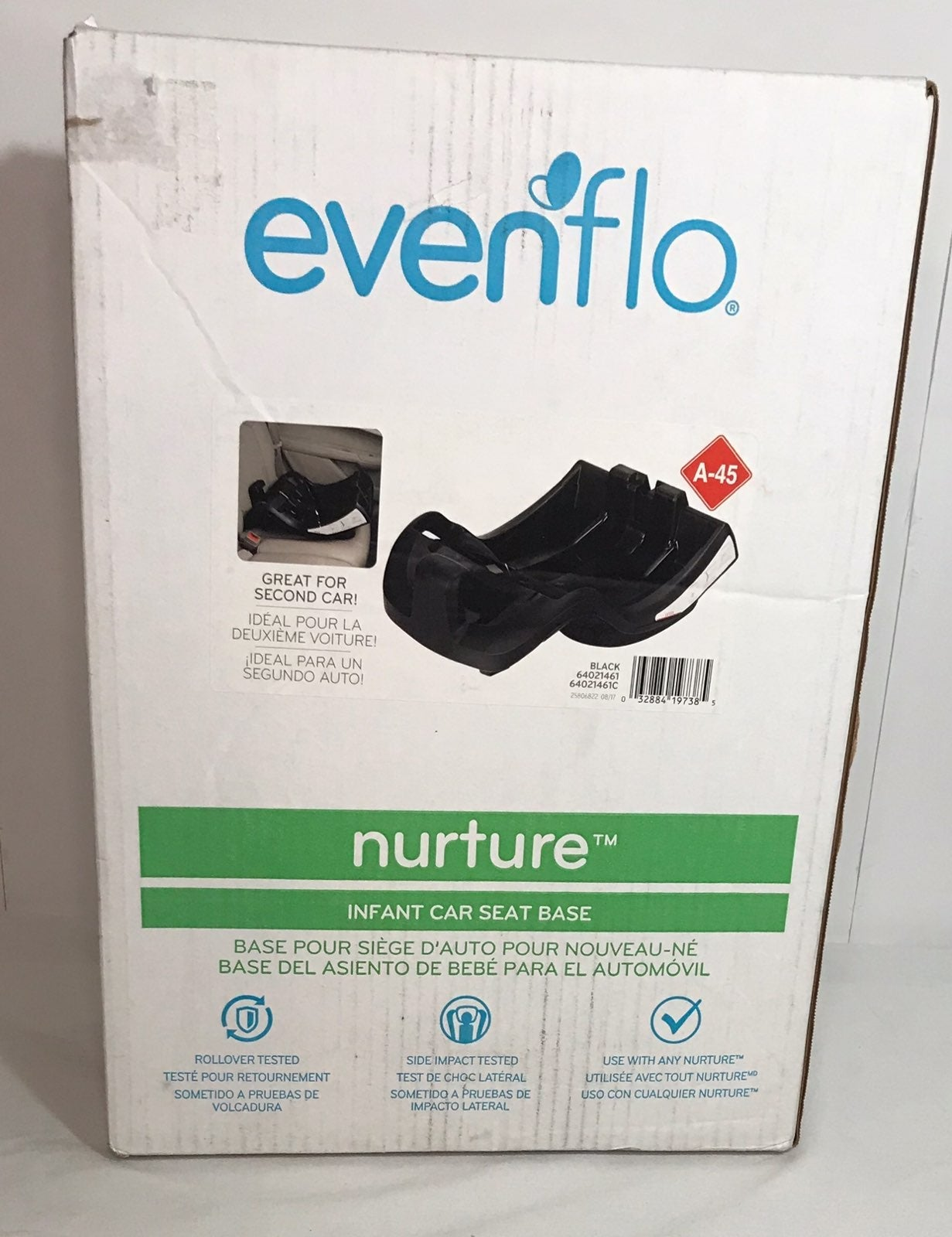 Evenflo Nurture Infant CarSeat Base