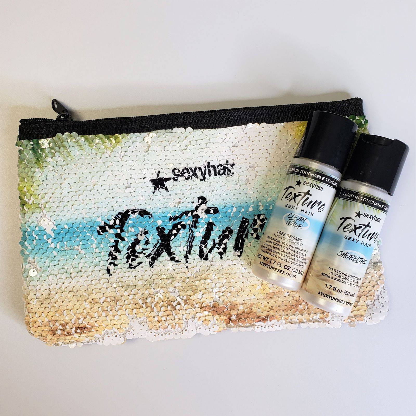 SexyHair Texture Shampoo Conditioner Set