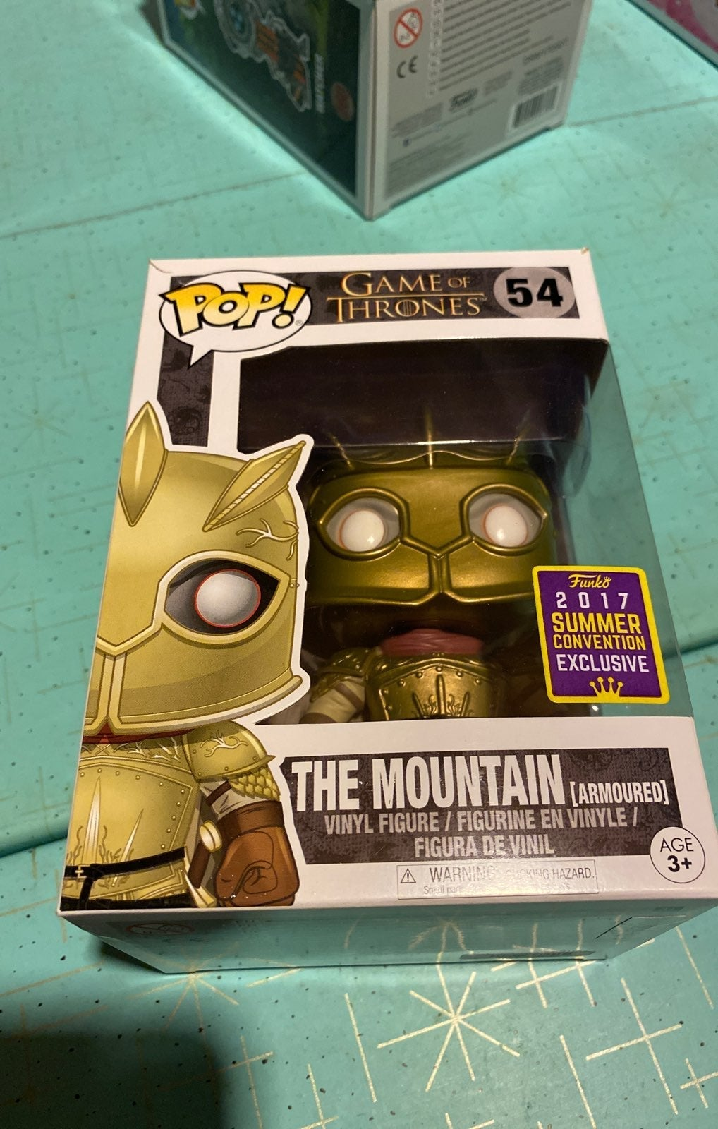The Mountain convention exclusive Funko