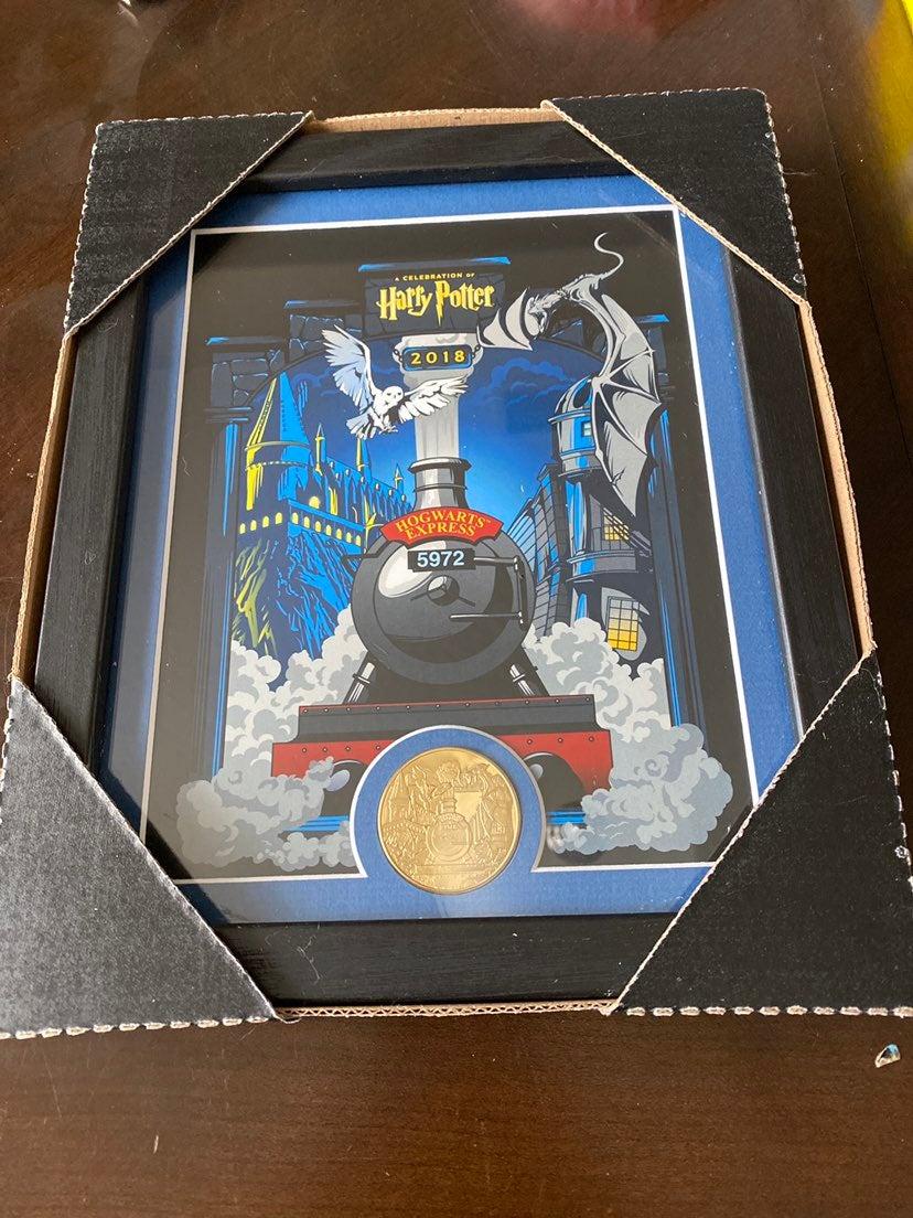 A Celebration of Harry Potter 2018 Coin
