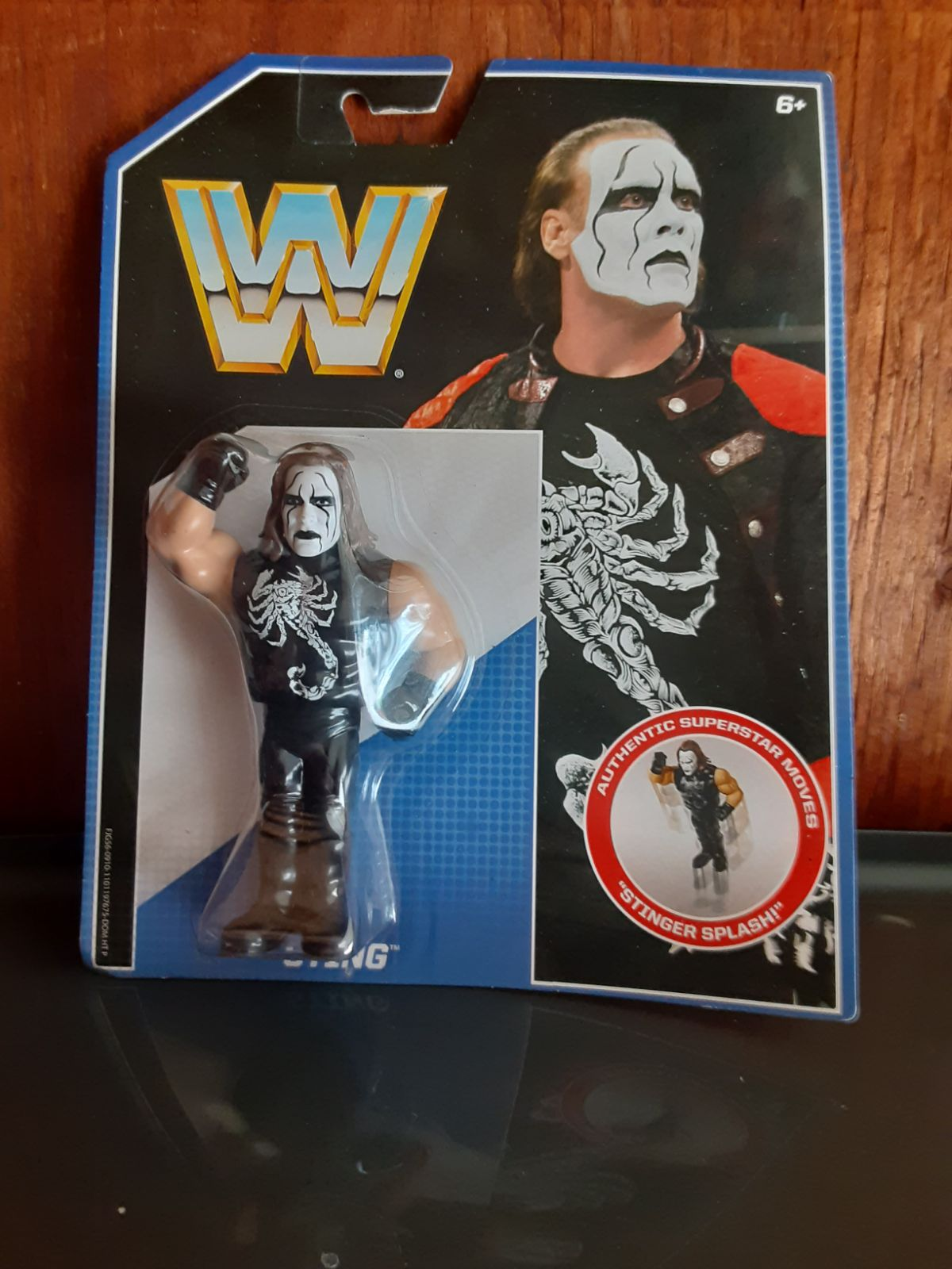 WWE STING RETRO SERIES