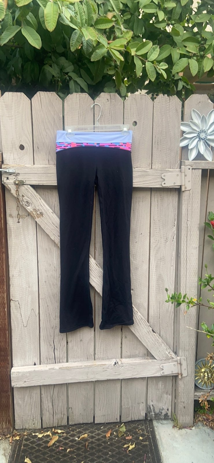 Ivivva Athletica Black workout pants