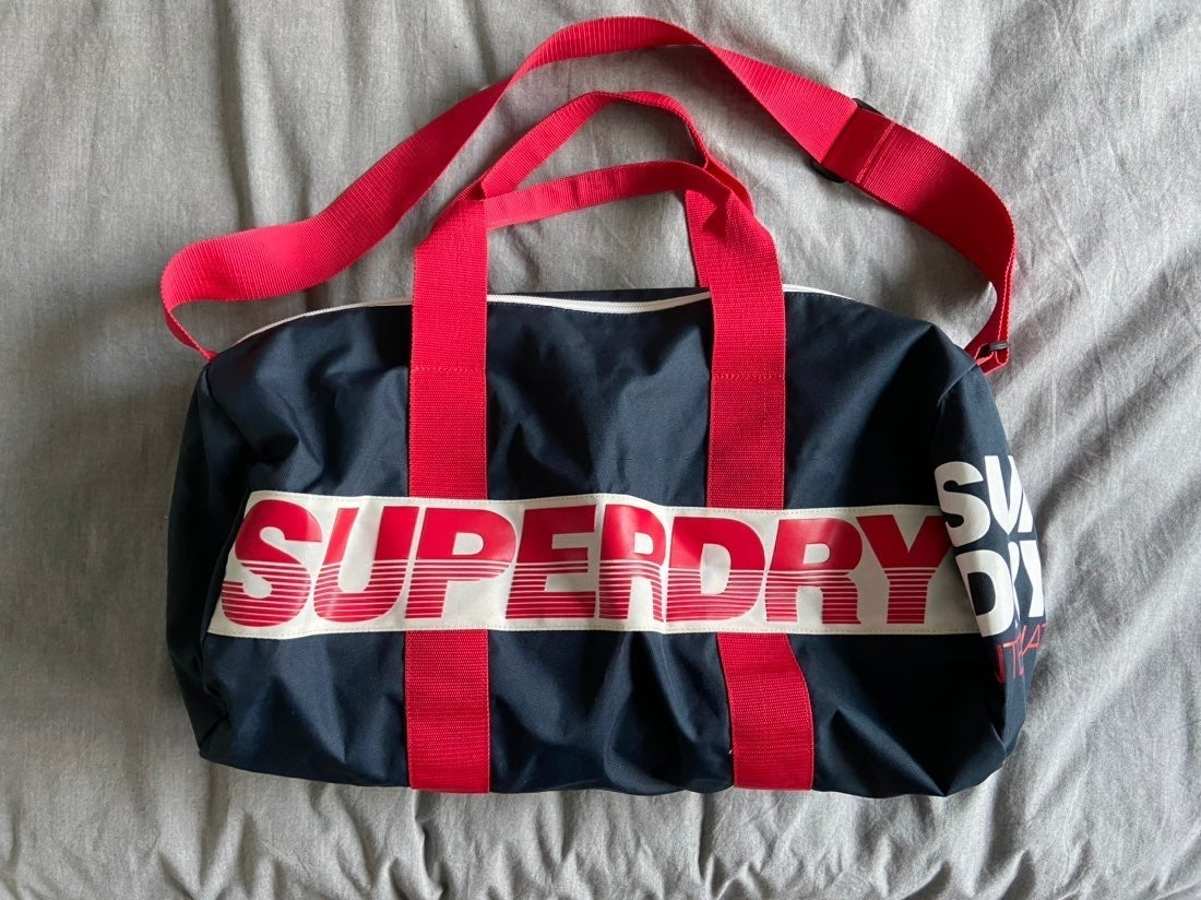 Men's Superdry Duffle