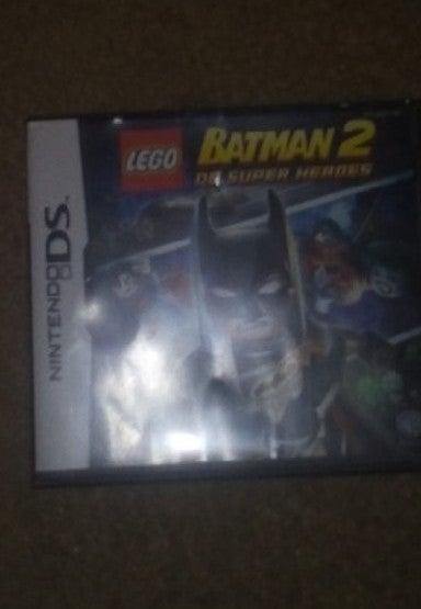 LEGO Batman 2: DC Super Heroes on Ninten
