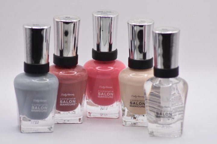 Your entire Summer Nail Line Up!!  Buy 4 I will send you 1 FREE!!  Sally Hansen