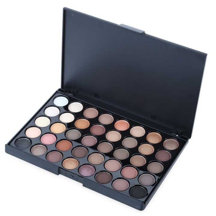 EyeShadow 40 colors Makeup Palette *
