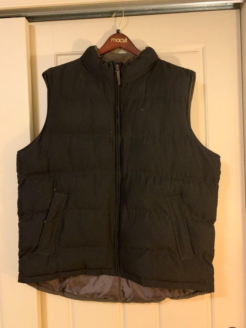 Weatherproof Puffer Vest