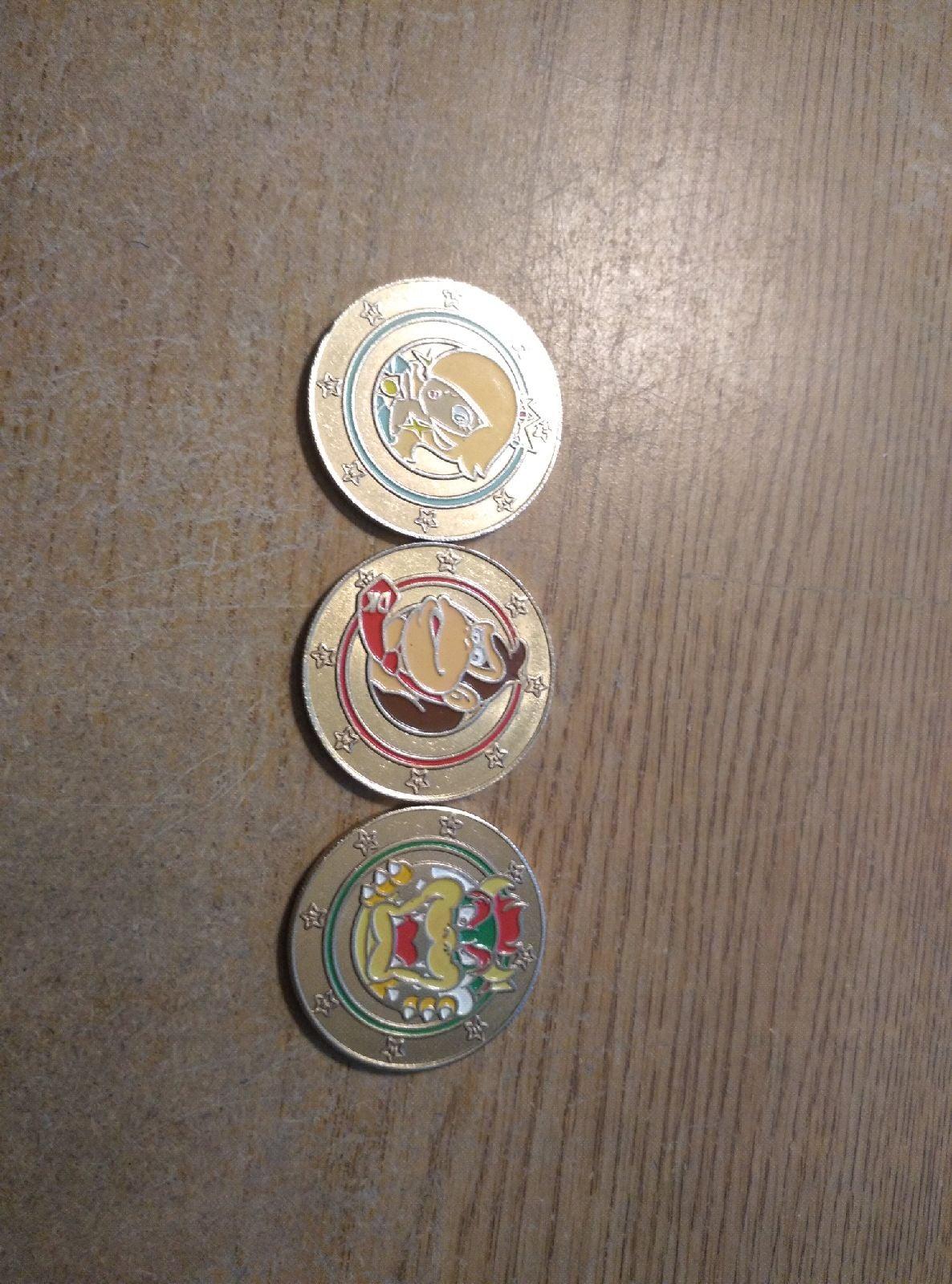 Mario coins