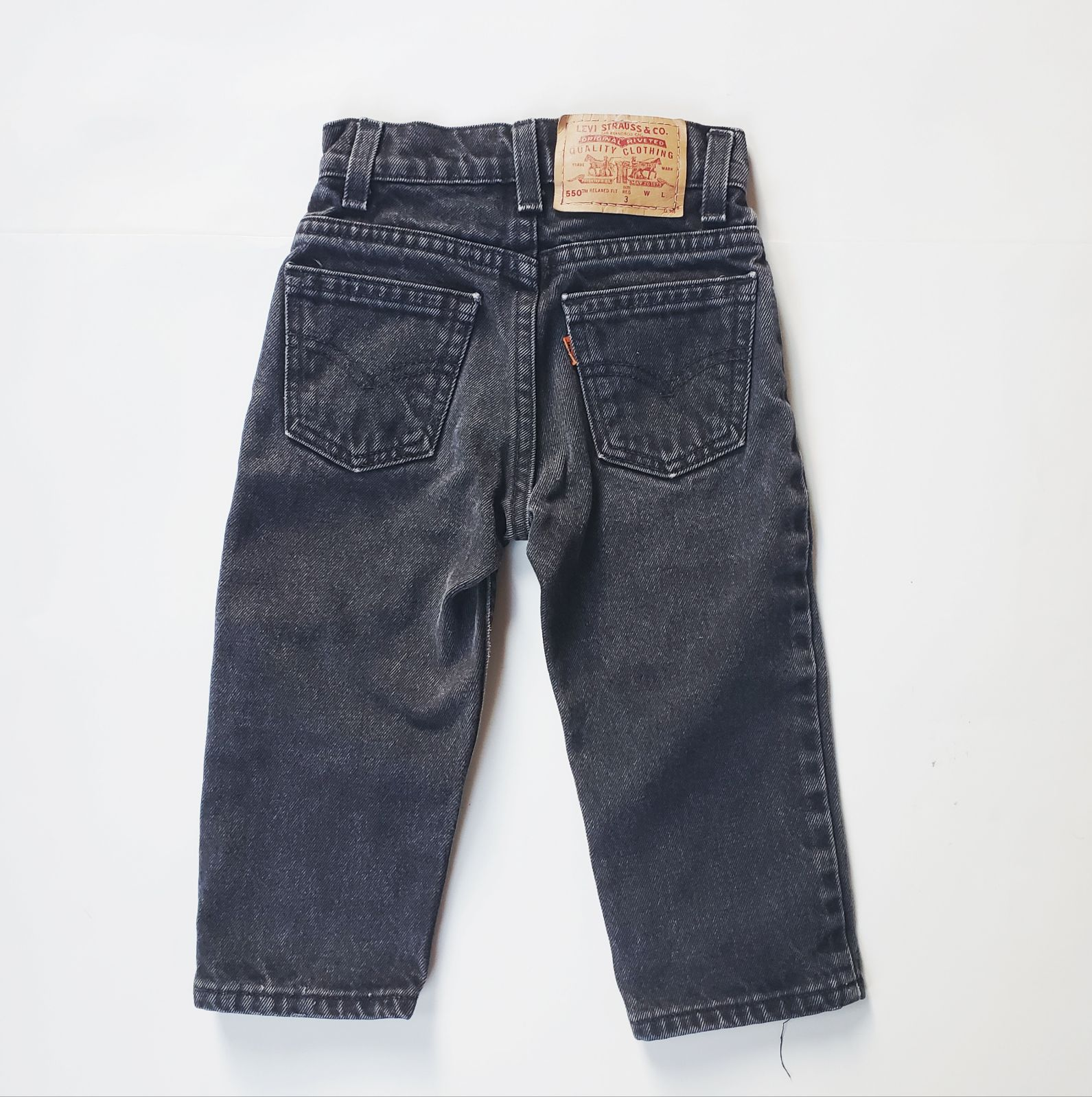 Vintage Levi's Orange Tab Jeans 550