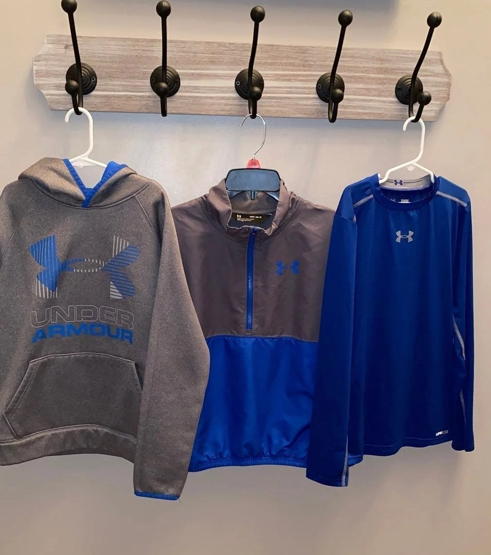 Boys Under Armour bundle
