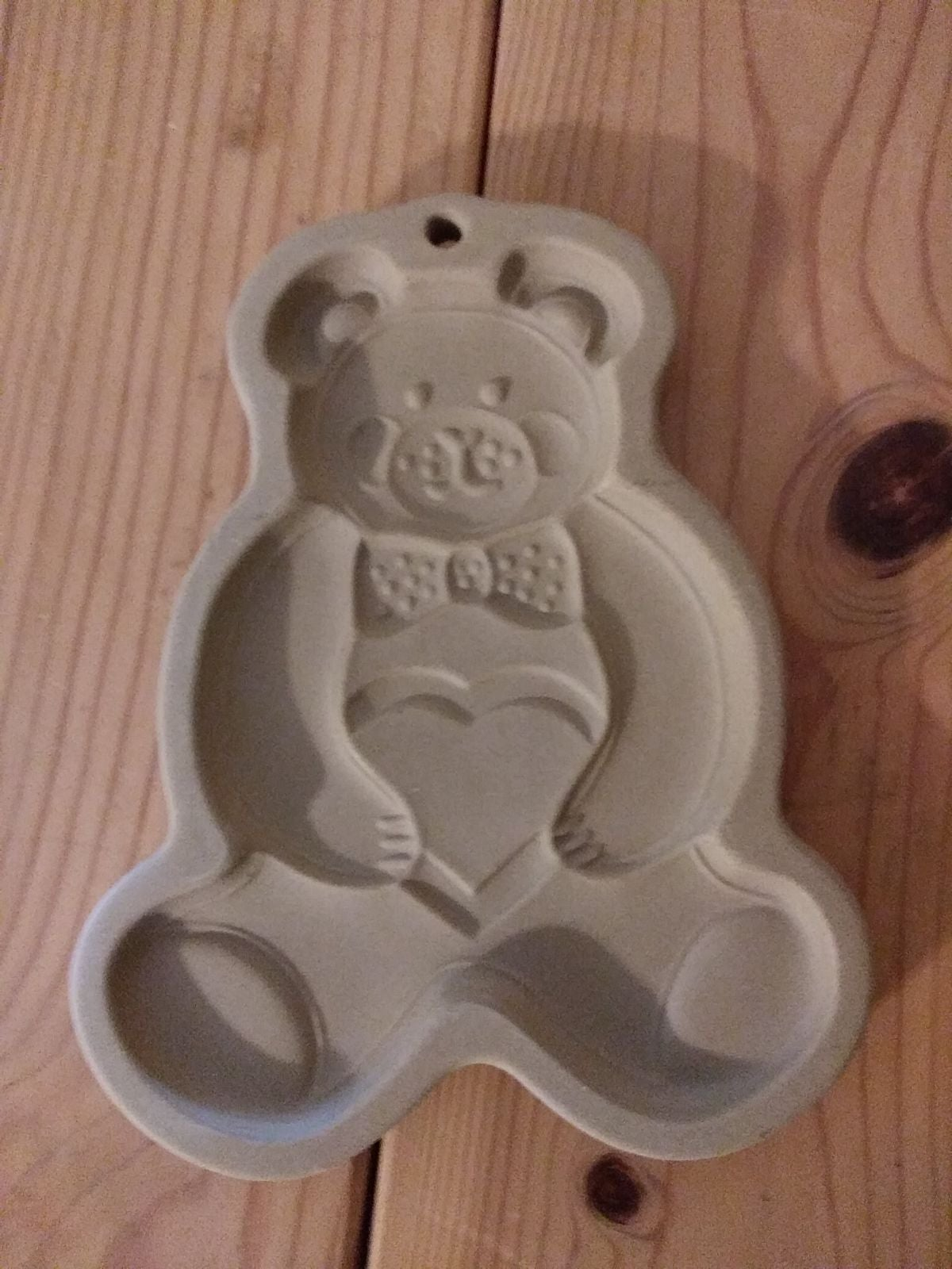 VINTAGE THE PAMPERED CHEF 1991 TEDDY BEA