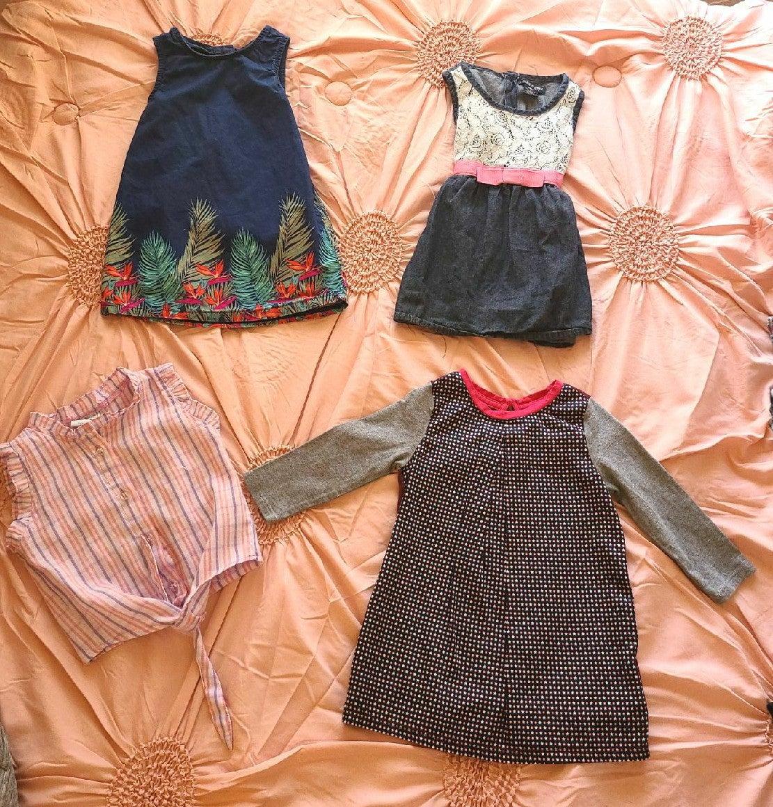 Girls Clothing Bundle