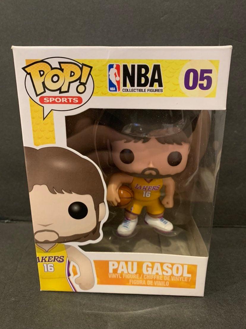 NBA LA Lakers Pau Gasol Funko POP!