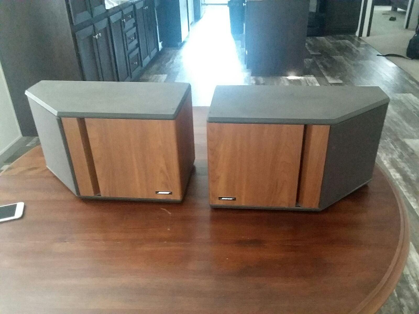 Bose 4.2 everywhere speakers 1985's