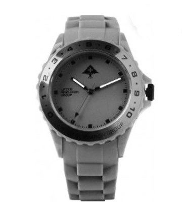 LRG Latitude Grey Rubber Watch