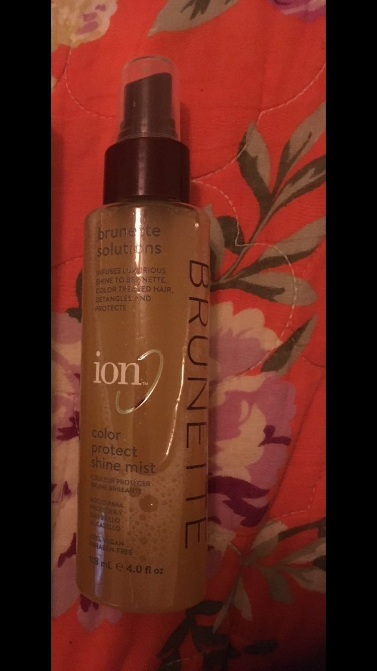 Color Protect Shine Mist Brunette