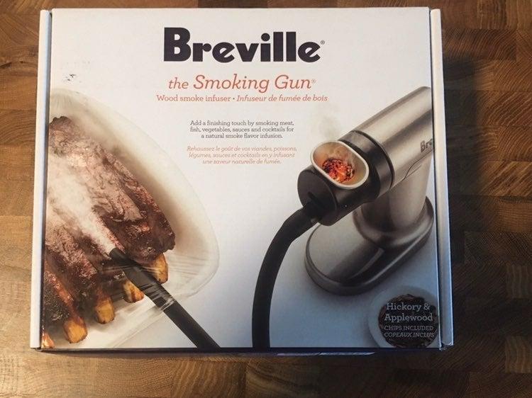Breville Smoking Gun Smoke Infuser
