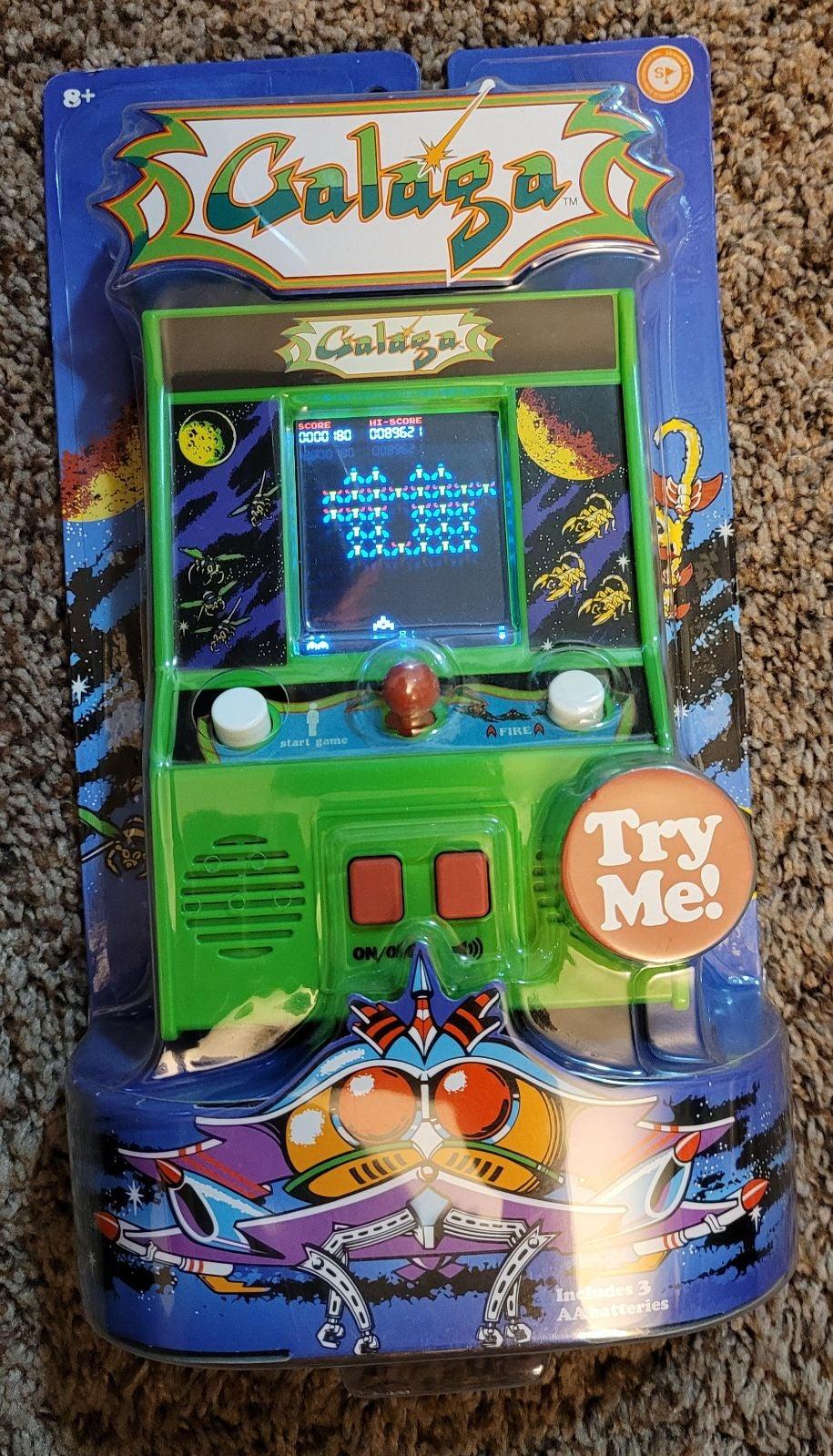 Galaga mini arcade