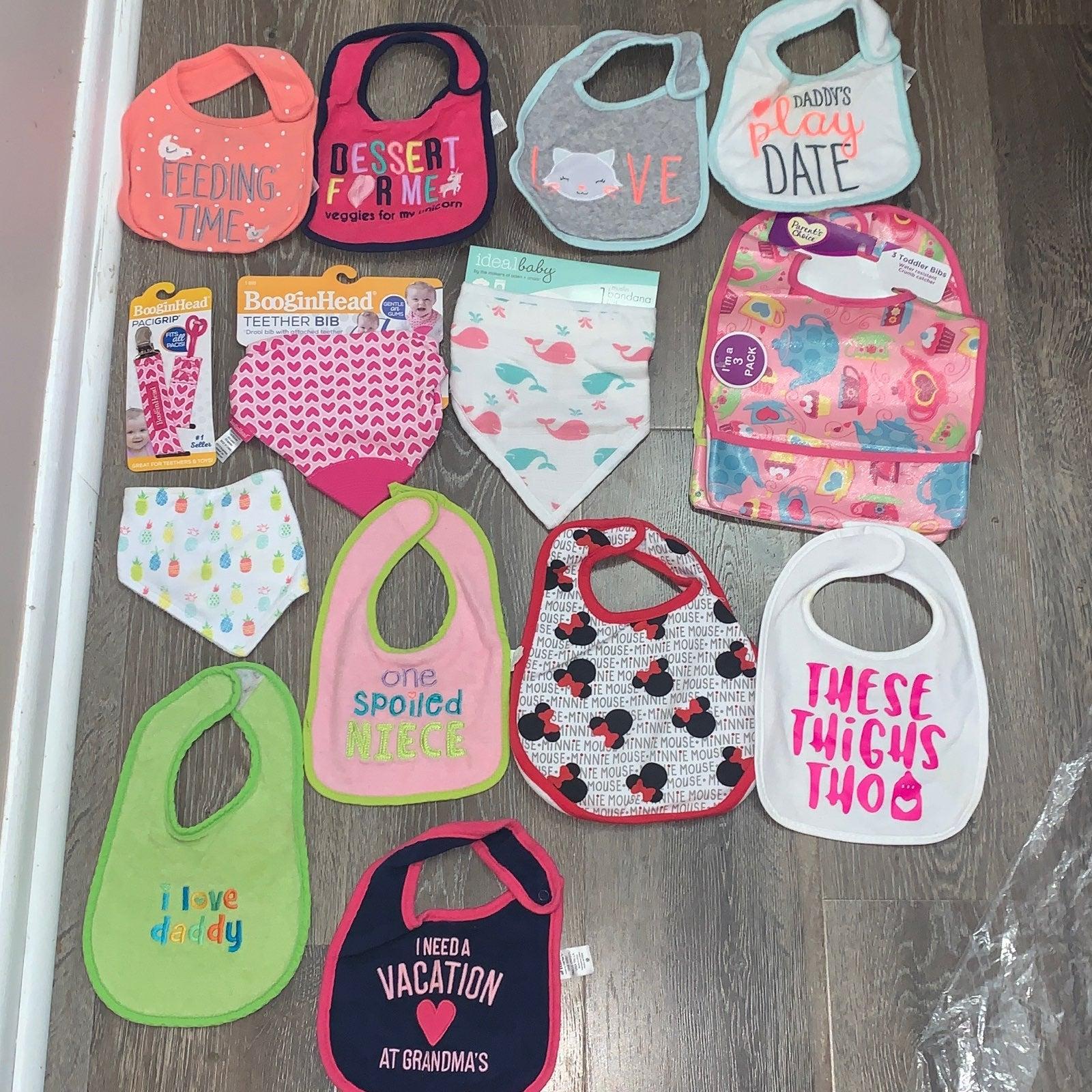Baby bib bundle