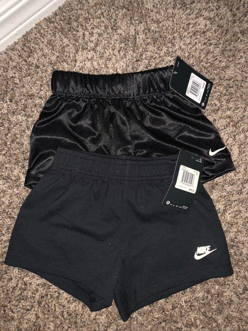 Girls Toddler Nike Shorts