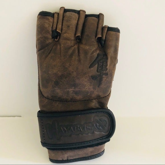 Haysbusa MMA Glove Leather Right Hand