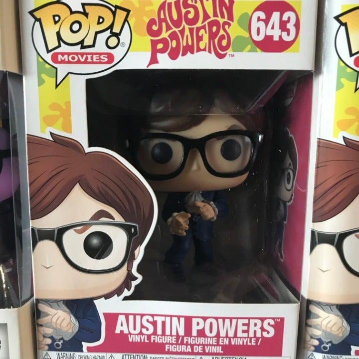 Pop! Austin Powers Figure