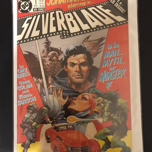 Silver Blade 1