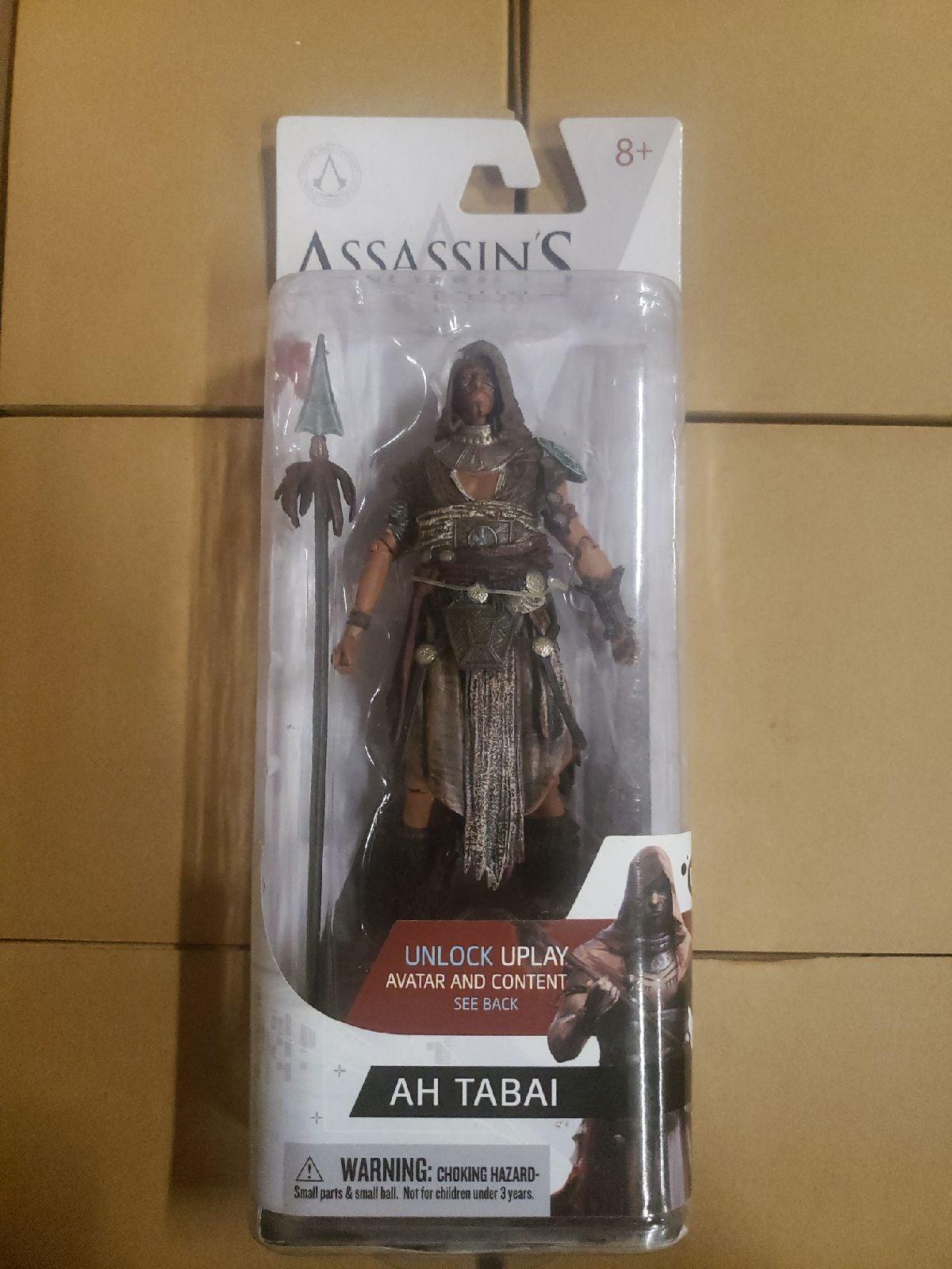 Assassin's Creed Ah Tabai figure