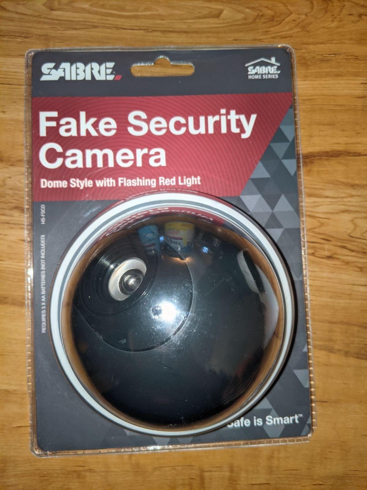 Dummy Security Camera NEW