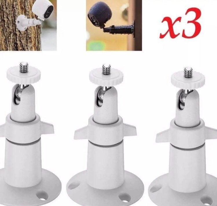 New 3 pack arlo camera mount