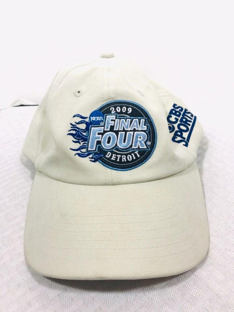 2009 NCAA Final Four Detroit Hat