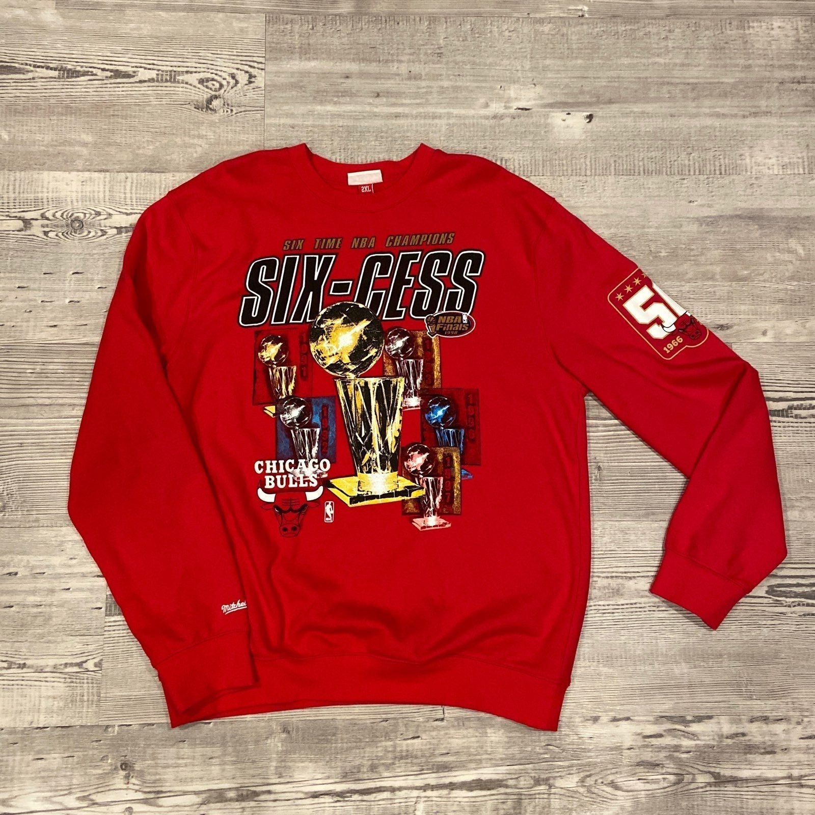 Chicago Bulls XL Sweater