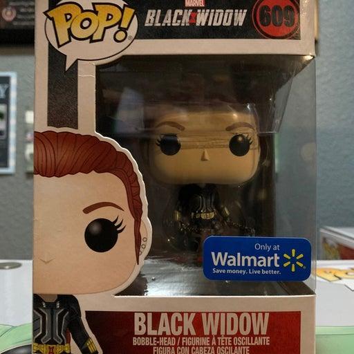 Black Widow (Gray Suit) Walmart Funko