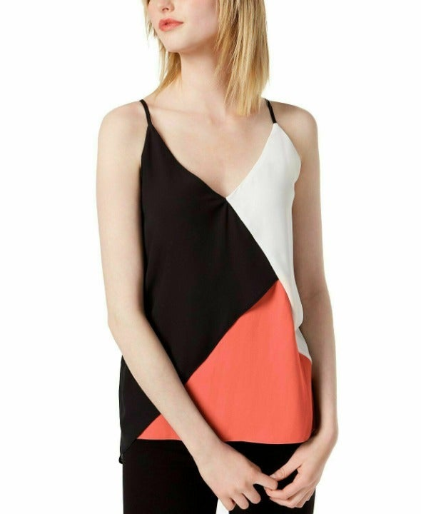 NWT Bar III Color Block Top Sz XS and S