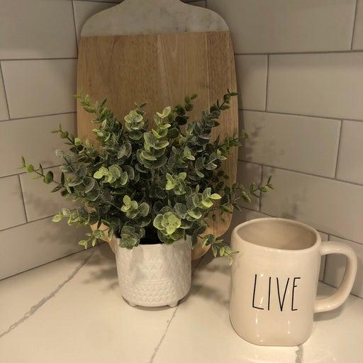 """Rae Dunn """"LIVE"""" Mug"""