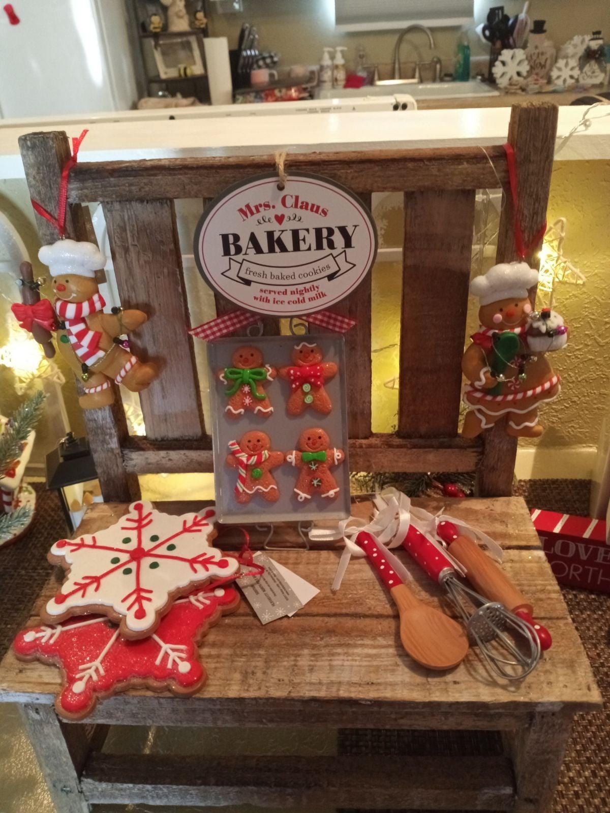 Gingerbread Christmas bundle