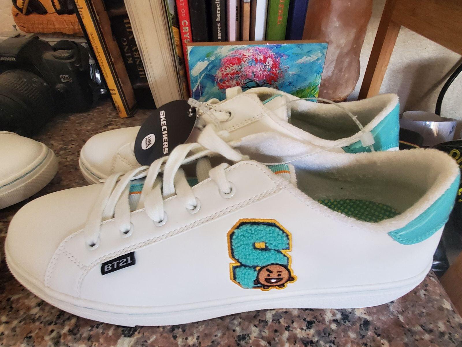 BT21 Shoes