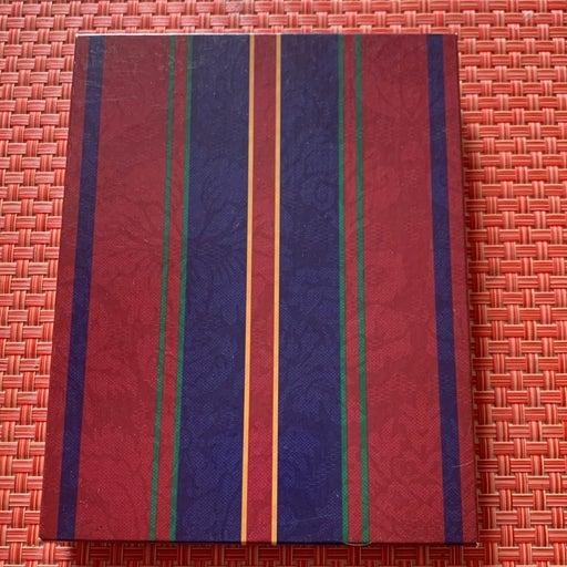 Newberry stripe stationary by creative