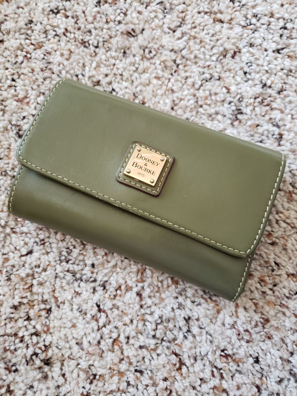 Dooney & Bourke Flap Wallet