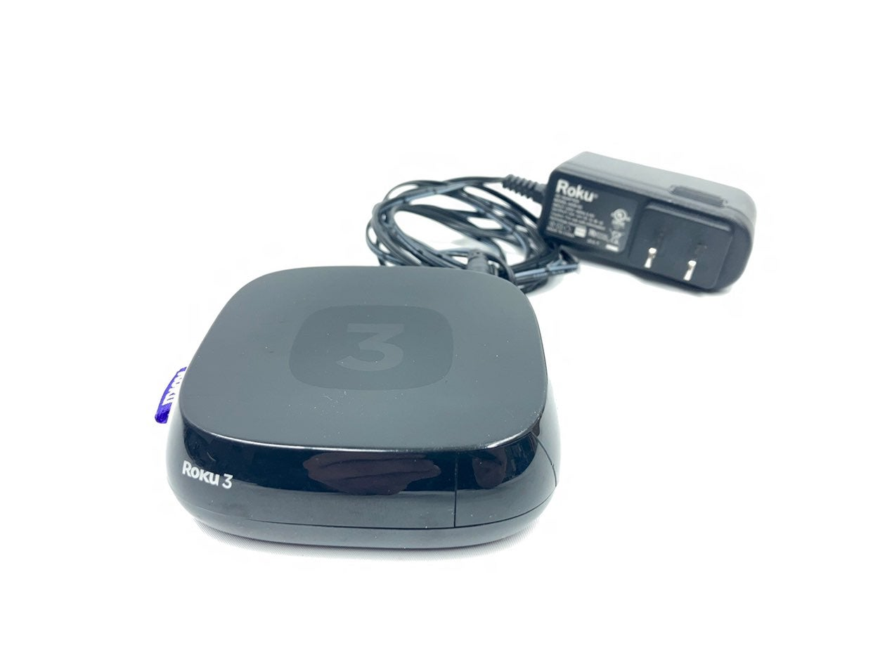 Roku 3 (3rd Gen) Media Streamer ONLY*