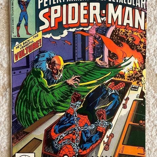 TSSM #45 Aug 1989 Marvel Comics G