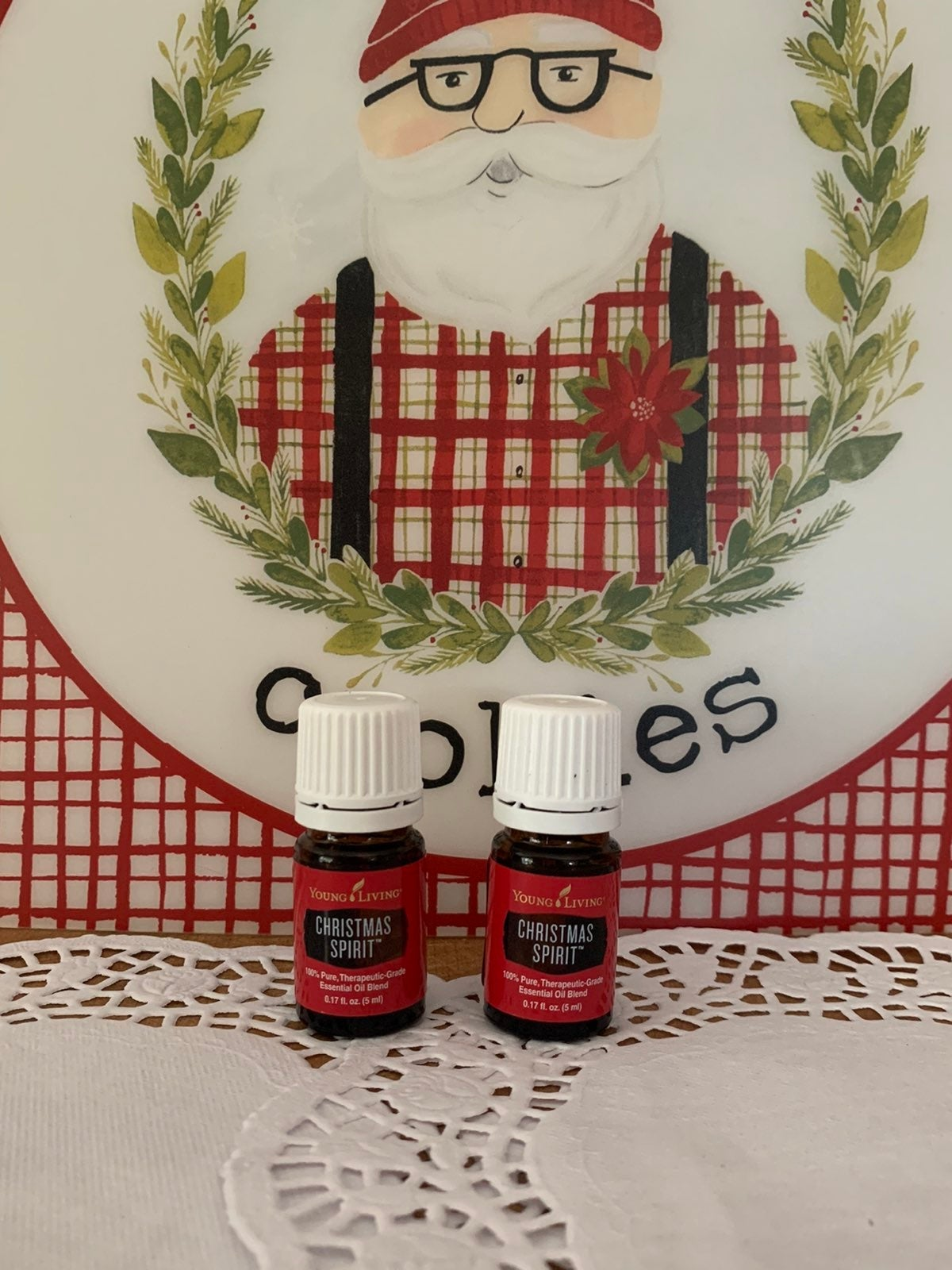 Young Living Essential Oils Christmas