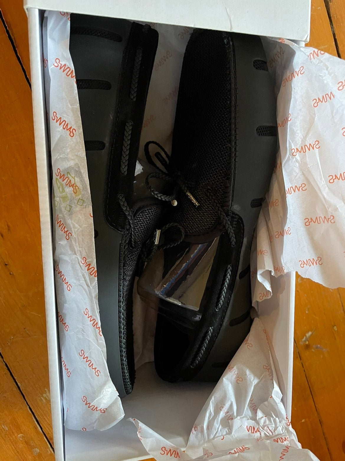 Swims Loafers - New in original box