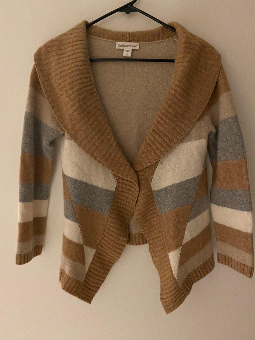 Coldwater Creek  sweater cardigan