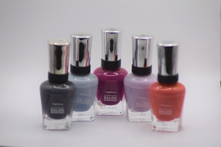 Your entire Summer Nail Line Up!!  Buy 4 I will send you 2 FREE!!  Sally Hansen