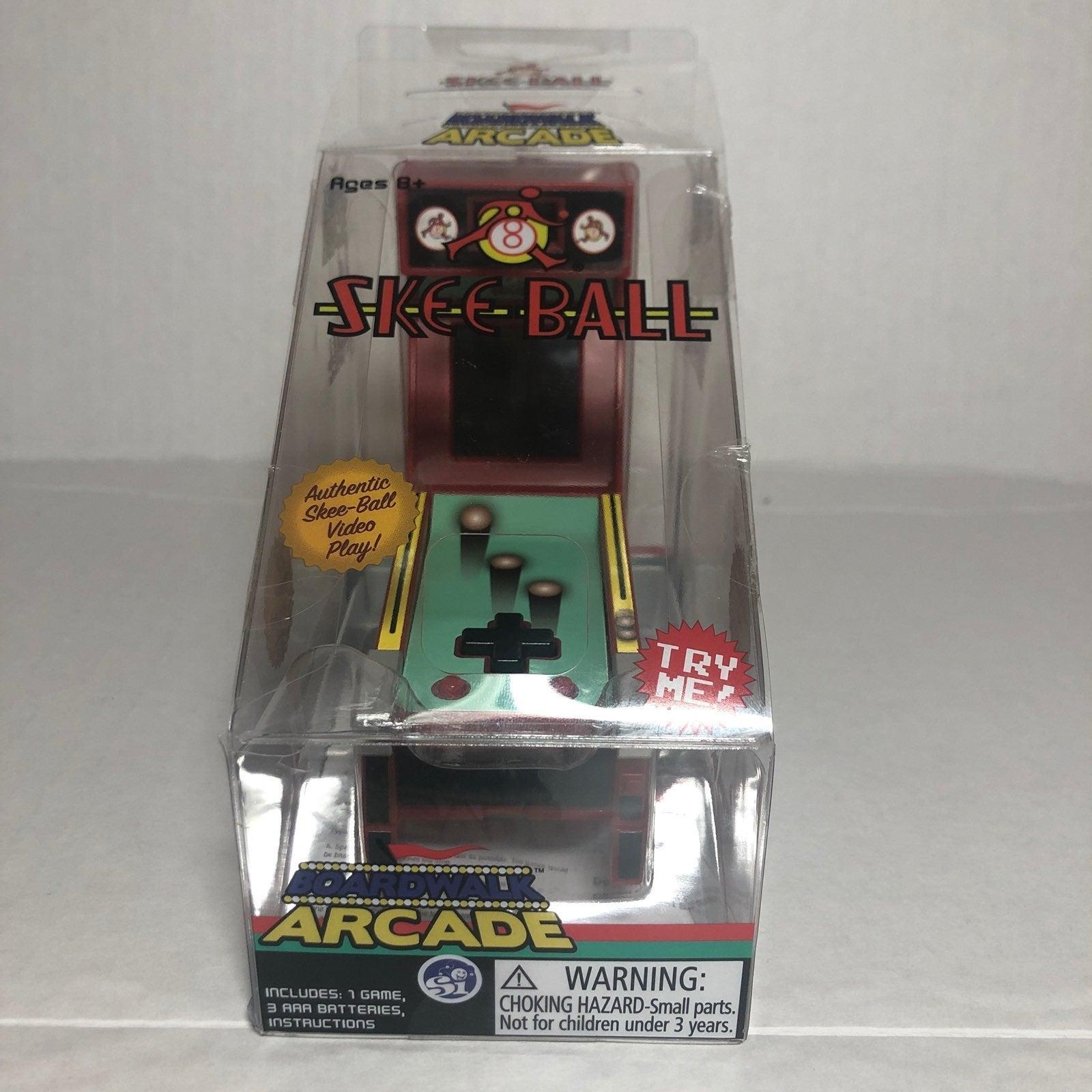 Skee Ball Handheld Game