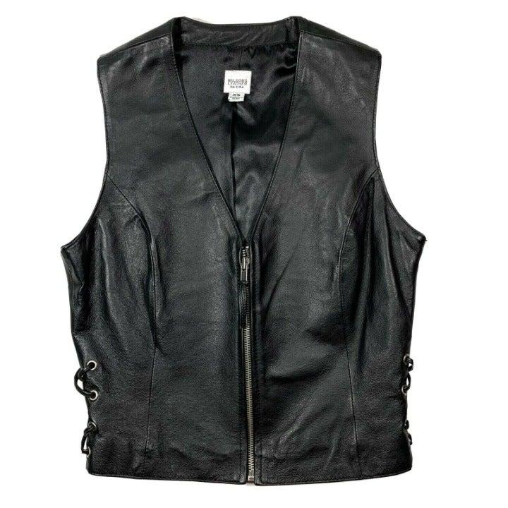 WILSONS Leather Maxima Vest Size XS